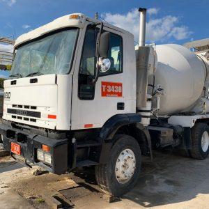 Camión Mixer IVECO – 6 m3